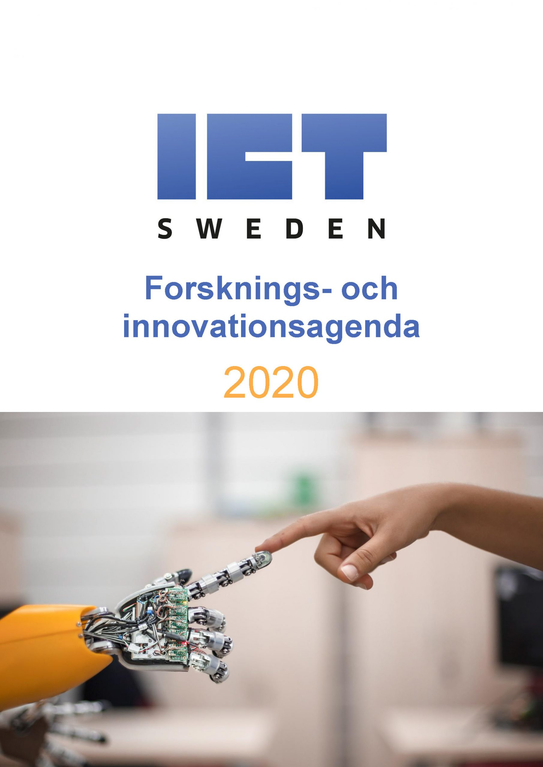 ICT Swedens forsknings- och innovationsagenda